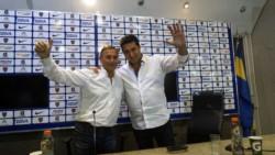 Se calentó la interna política en Boca: Angelici corrió al vicepresidente Royco Ferrari.