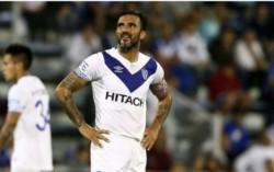 Fabián Cubero fue operado de manera exitosa de su lesión en los meniscos.