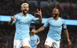 Manchester City derrotó 1-0 al West Ham como local por el gol del Kun Agüero y sigue a 1 punto del líder Liverpool.
