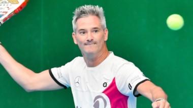 Miguel Lamperti fue el invitado estrella en enero. Esta vez, Sportmann albergará un torneo AJPP de nivel.