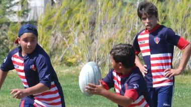 Las categorías del rugby de Comodoro RC comenzaron sus actividades.