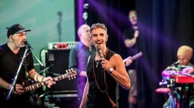 El reconocido grupo Los Cafres tocará en Playa Unión el domingo.