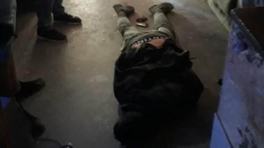 El sujeto fue detenido en una vivienda del barrio Los Pensamientos.