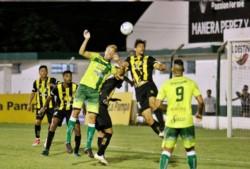 Deportivo Madryn se trajó un punto de General Pico. (Foto: InfoPico).