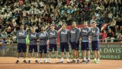 Argentina será el tercer preclasificado en el sorteo de la Fase Final de la Davis.