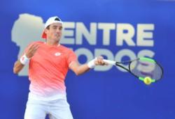 En segunda ronda, Pella jugará con el vencedor de Christian Garín y Albert Ramos Viñolas.