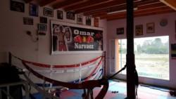 El gimnasio está ubicado en el barrio Villa Italia de Trelew (foto facebook)