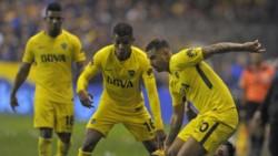 Los futbolistas colombianos fueron sobreseídos hoy de la causa penal.