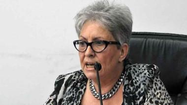 Xenia Gabella volvió a sostener sus sospechas .
