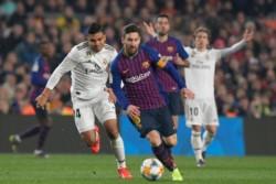 Barcelona y Real Madrid empataron en Cataluña y definirán el boleto a la final en el Santiago Bernabéu.