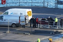 Cuerpo encontrado en la avioneta que trasladaba a Emiliano Sala será identificado en Inglaterra.