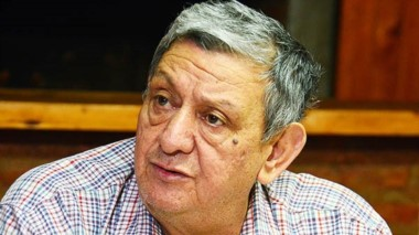 """Chiquichano dijo que el estado de las rutas de Chubut es """"deplorable""""."""