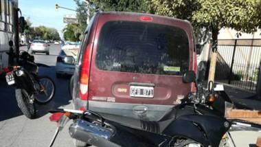Las detenciones fueron contra dos sospechosos de causar un intento de robo en el barrio Docente.