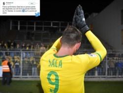 El club francés confirmó a través de un comunicado que nunca más se usará el mencionado dorsal para reconocer al delantero argentino.