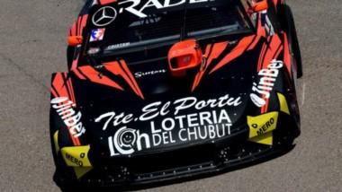Así luce el Dodge del Maquin Parts del chubutense Marcelo Agrelo. Ayer fue cuarto en los entrenamientos.