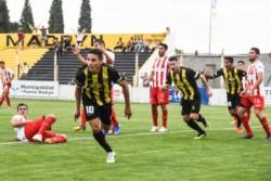 El 20 de enero, Deportivo Madryn vapuleó por 3-0 a Independiente de Neuquén, por la Copa Argentina.