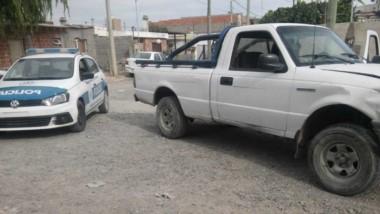 La camioneta quedó secuestrada en la dependencia policial hasta tanto se resuelva su situación judicial.
