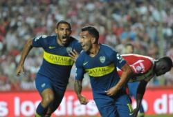 Alfaro probó y Boca irá con cambios en su visita a Unión.