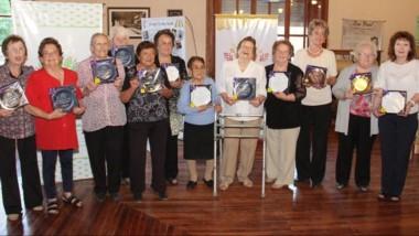 El intendente Bowen homenajeó a las mujeres.