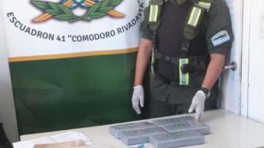Gendarmería confirmó el procedimiento en la ruta Nacional 3.
