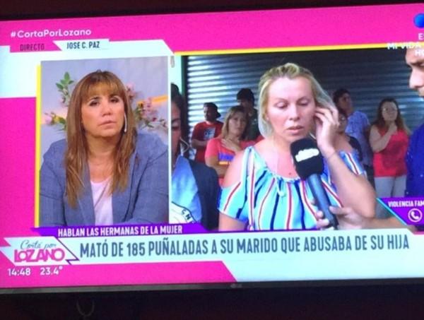 """Que esta trágica """"noticia"""" se divulgara en un programa que se llama """"Cortá por Lozano"""" es una burla bizarra..."""