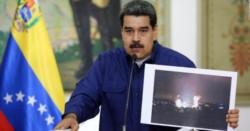 El gobierno de Maduro acusa a los Estados Unidos de haber urdido un ataque cibernético para generar el
