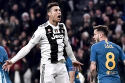 Con un triplete, Cristiano Ronaldo le da el pase a Juventus a cuartos de final.