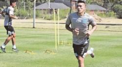 | Ricardo Centurión regresó al club y volvió a entrenarse con la Reserva.