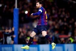 Dos goles y dos asistencias para meter al Barcelona en cuartos de final de la Champions.