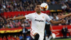 El chubutense Gabriel Mercado será titular hoy en el plantel sevillano.