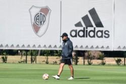 Gallardo, gran candidato a DT del año luego de haber conseguido la Copa Libertadores.