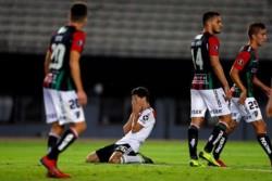 El lamento de todo River por el empate en casa en su debut en la Libertadores 2019.