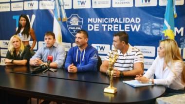 La conferencia de presentación se realizó ayer en el Salón Histórico de la Municipalidad con presencia de autoridades y organizadores del torneo.