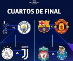 El camino a Madrid 2019, tendrá partidos importantes y de gran nivel. Uno de estos es el choque entre el United y Barcelona.