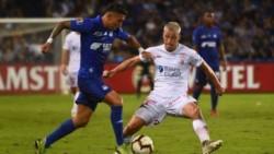 El Globo sumó su primer punto en el grupo 2 de la Copa Libertadores.