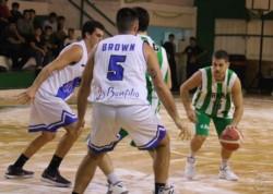 Germinal no pudo festejar en su regreso a la competencia de la ABECh en Mayor. (Foto: Juan Kathrein).