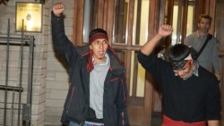 Fausto Jones Huala fue condenado a seis meses de prisión en suspenso y recuperó la libertad.