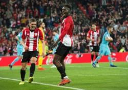 Atlético Madrid golpeado por la eliminación ante Juventus, sufre otro duro revés en el País Vasco.