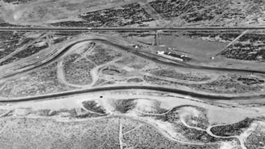 La obra se inauguró el 16 de marzo de 1986 y se concretó con un festival con las categorías 800cc, TN 2000, Sport 800 y Fórmula 4 Patagónica.