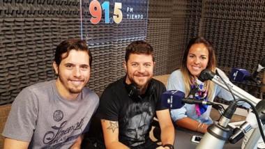 Experiencia venezolana. Itursarry habló del día a día en Caracas.