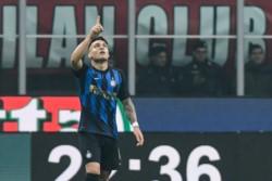 Sin Mauro Icardi y con un Lautaro Martínez inspirado, Inter se quedó con el clásico ante Milan.