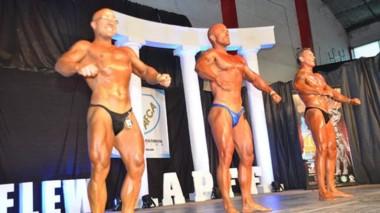 """El evento, toda una novedad en el deporte local, tuvo lugar en el gimnasio """"Juan Fernández"""" de Racing Club."""