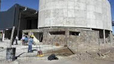 En obra. Provincia prometió que el Centro será para su fin original.