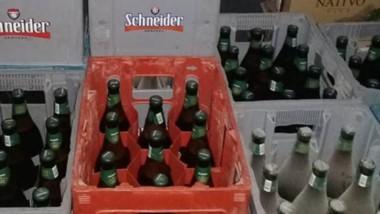 Procedimiento. Las botellas quedaron a disposición del juez de Faltas municipal , Marcelo Gélvez.