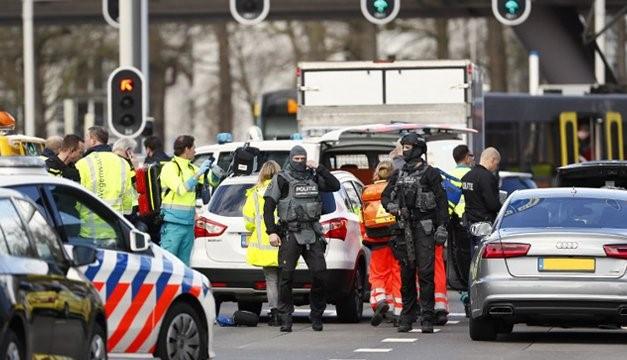 """Resultado de imagen para """"Posible ataque terrorista"""": Un muerto y varios heridos por un tiroteo en un tranvía en la ciudad neerlandesa de Utrecht"""