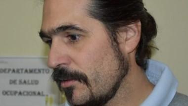 Sebastián Kidd, coordinador jurisdiccional del CAIPAT.