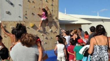 Los clubes de la zona tienen la oportunidad de mostrar sus actividades en la Expo Deportes.