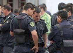 Policías bonaerenses (archivo)