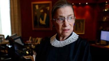 Ruth Bader Ginsburg, integrante del Tribunal Supremo de EE.UU.