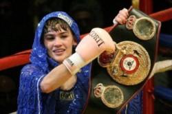 La iniciativa alude al 25 de marzo, fecha en que la Federación Argentina de Box, en 2001, entregó a la formoseña Marcela